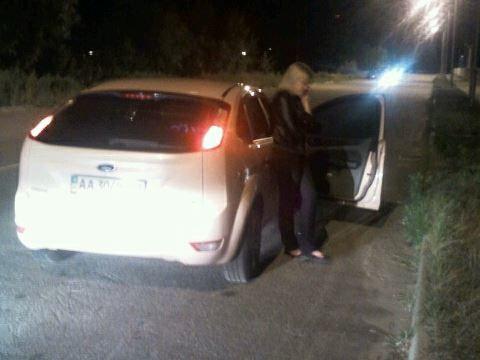 Гаишник наказал блондинку, голи мужики фото член