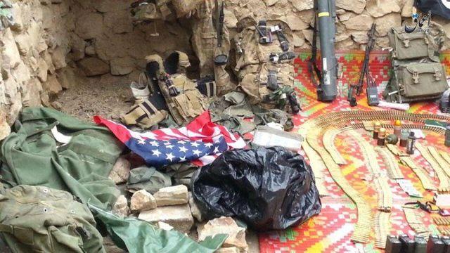 Боевики ИГИЛ и«Талибана» объединились против правительственных сил Афганистана