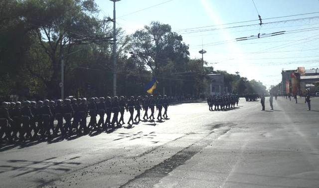 Впараде наДень независимости примут участие военные изпяти стран