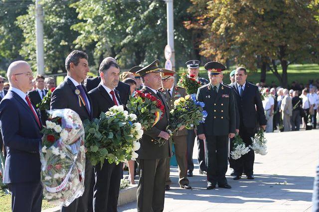 Украинские военные будут участвовать впараде коДню Независимости Молдовы