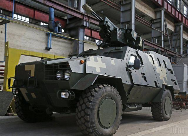 «Укроборонпром» продемонстрировал образец новейшей пушки «Вий»