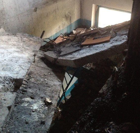 ВПавлограде ночью произошел взрыв вмногоэтажке