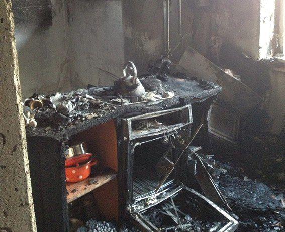 Впятиэтажке вПавлограде прогремел мощнейший взрыв