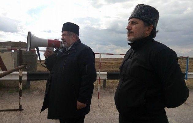 Крымские татары решили отметить годовщину блокады Крыма