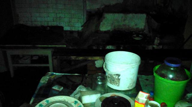 ВПолтавской области произошел пожар, погибло три человека