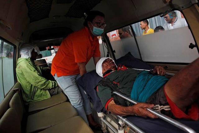 ВНепале случилось крупное ДТП, как минимум 18 человек погибли