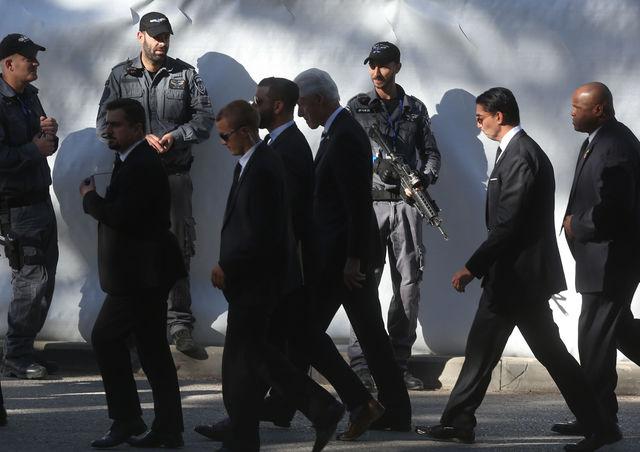 ВИерусалиме похоронили экс-президента Израиля Шимона Переса