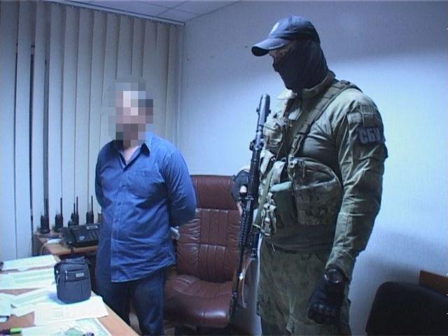 ВДнепре большие полицейские чины погорели навзятке