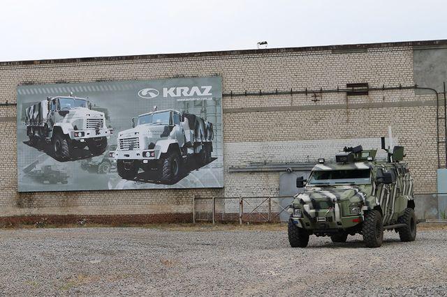 Машина, что ведет войну без солдата. Украинцы разработали беспилотный броневик