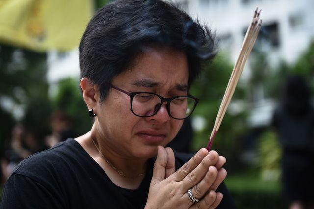 Король Таиланда подписал новую Конституцию
