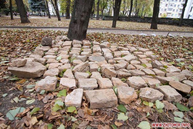 ВЖитомире археологи отыскали старинное подземелье