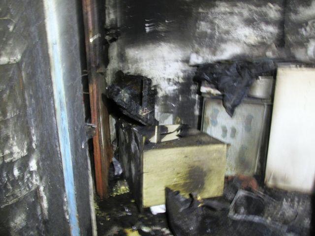 Пожар наЖитомирщине забрал жизни троих человек
