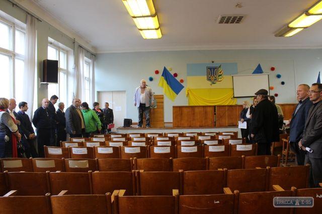 Милиция возбудила уголовное дело пофакту нападения наэкс-председателя Ананьевского райсовета