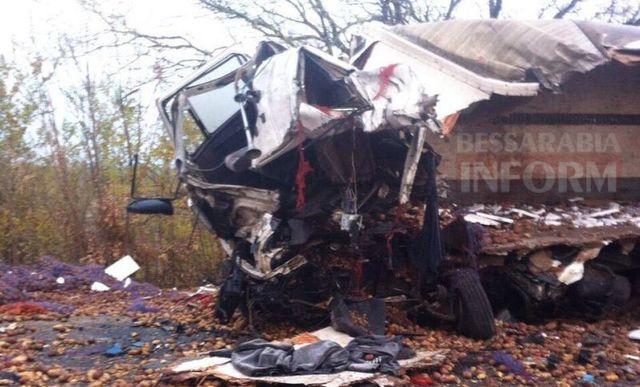 Натрассе Одесса-Рени случилось смертельное ДТП