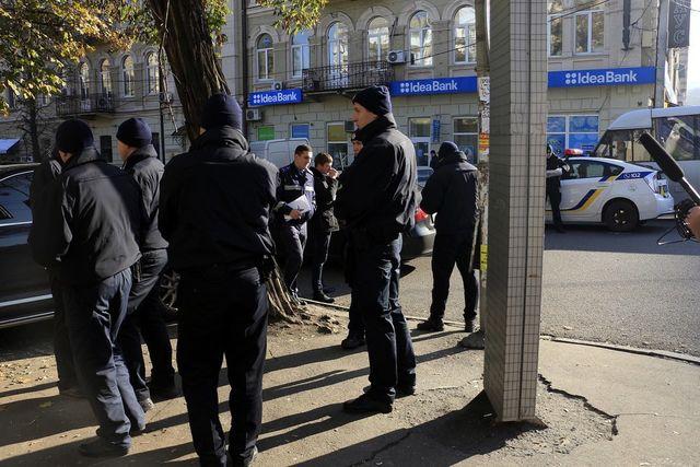 ВДнепре патрульное авто сбило пожилого мужчину