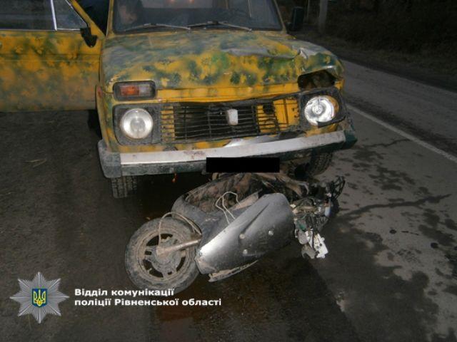 НаРовенщине шофёр «Нивы» сбил 2-х женщин: одна погибла, беременная— вреанимации