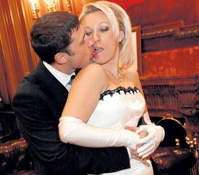 Мария захарова фото свадьба