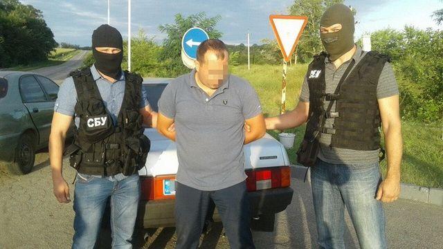 ВКропивницком разоблачили банду оборотней впогонах