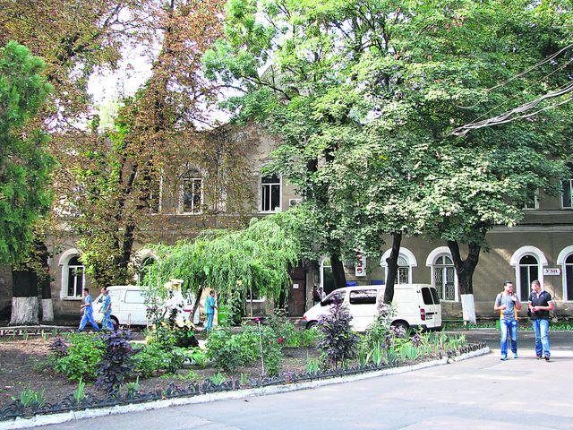 Больницы района богородское