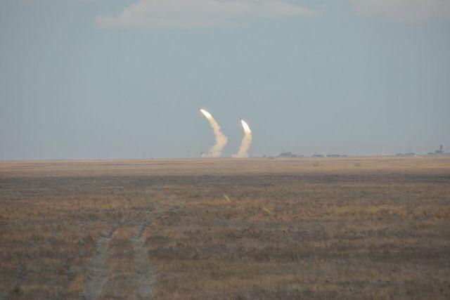 Учения, «которые никто неостановит»: проходят ракетные стрельбы около Крыма