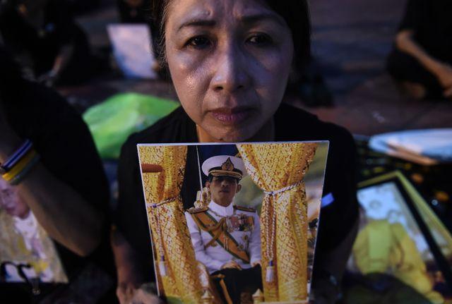 ВТаиланде произошел 1-ый арест заоскорбление нового короля