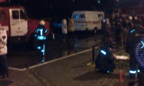 Ночной пожар наДнепропетровщине забрал жизни мужчины и3-летнего ребенка