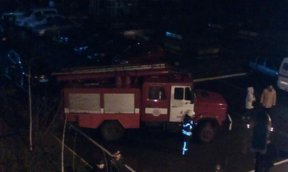 ВОдессе вовремя пожара погибли женщина ичетверо детей