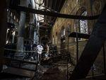 Бесчеловечный теракт в храме Каира: фото с места трагедии  (фото)