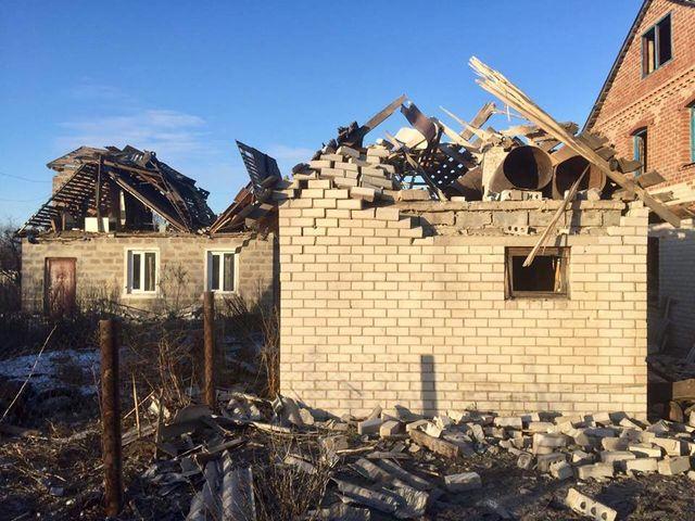 Боевики «ДНР» изминометов расстреляли целую улицу вВодяном