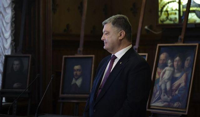 Украина сообщила Италии картины, спасенные от бандитов