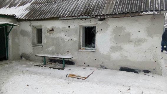 Размещены фотографии чудовищного артобстрела Авдеевки боевиками утром 22декабря