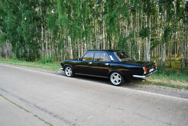 Украинец собрал «Франкенштейна» из «Волги» и BMW