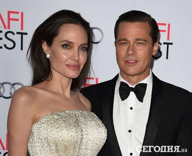 Брэд Питт безумно похудел после развода сАнджелиной Джоли