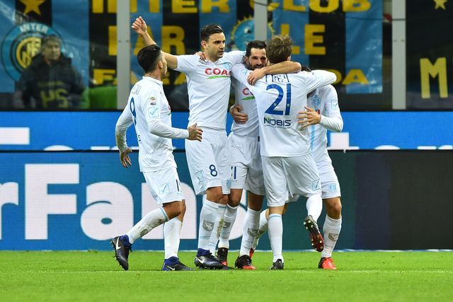 «Интер» обыграл «Кьево» идогнал «Милан»
