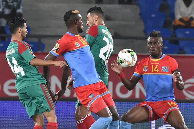Кубок Африки: сборнаяДР Конго вменьшинстве обыграла Марокко