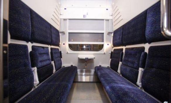 Ноу-хау от«Укрзализныци»— дизайнерские вагоны-трансформеры