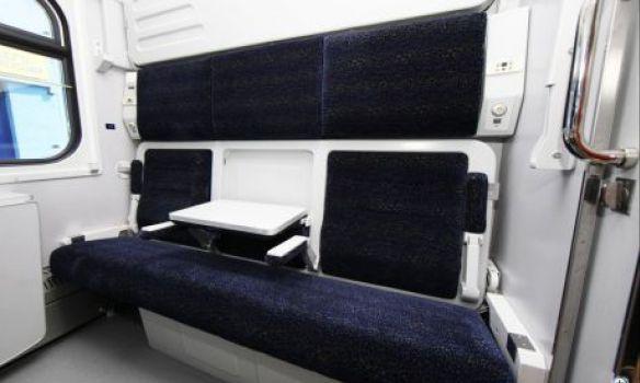 Ивано-Франковск: Сегодня «Укрзализныця» запускает новый поезд Киев