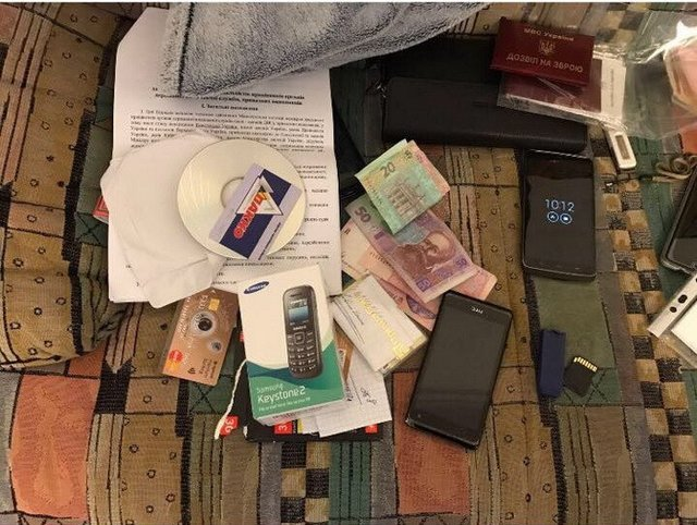 ВВолынской области госисполнитель погорел навзятке в $1500