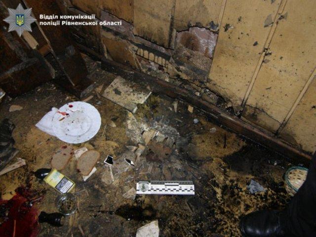 ВРовенской области вкафе взорвали гранату