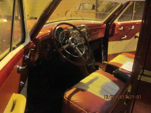 На «Гоптовке» задержали угнанный ретро-автомобиль