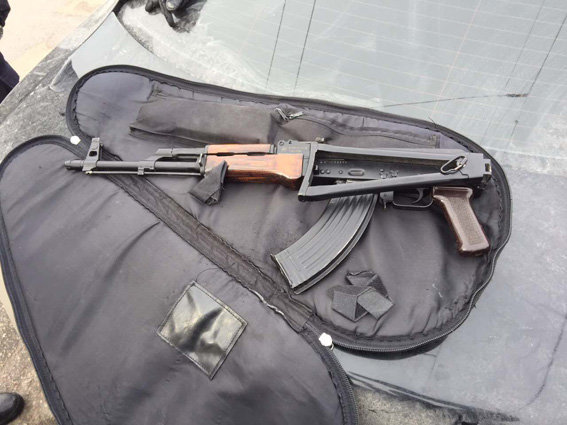 Стрельба усуда вКропивницком: есть раненые