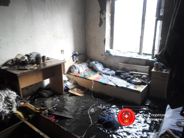 ВМинске из-за пожара встуденческом общежитии эвакуировали 200 человек