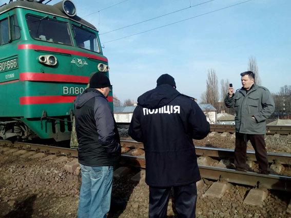 ВУкраинском государстве возбудили уголовное дело пофакту блокирования железной дороги