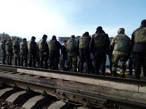 Милиция открыла производство из-за «блокады» вКонотопе