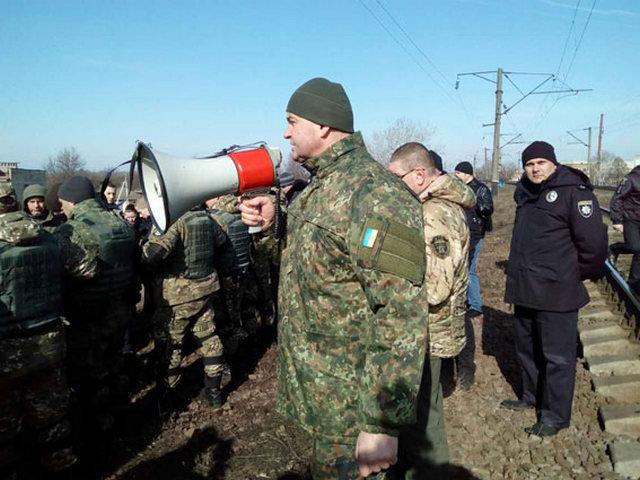 ВУкраинском государстве завели уголовное дело заблокировку дорог вКонотопе