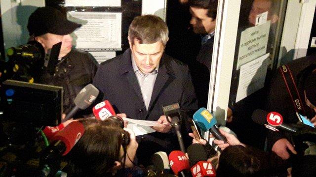 Суд не выбрал меру пресечения, срок его ареста истек— Дело Насирова