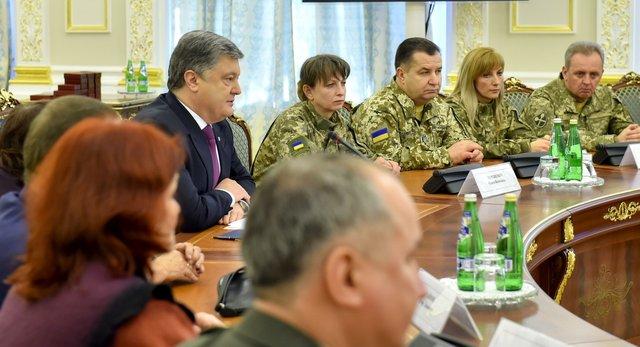 ВУкраинском государстве расширили список воинских специальностей для женщин