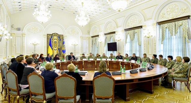 Вгосударстве Украина расширили список воинских специальностей для женщин