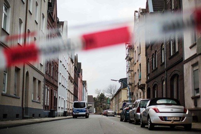 Германского подростка подозревают вубийстве ребенка, жившего пососедству