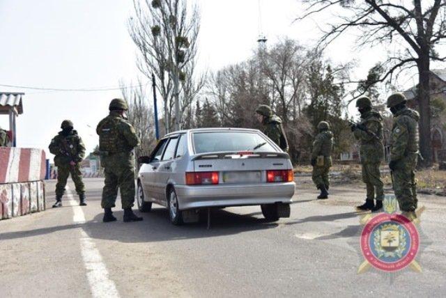 Аброськин разъяснил причины ввода наДонбассе усиленной службы милиции